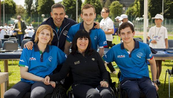 Lo Sport Paralimpico va a Scuola